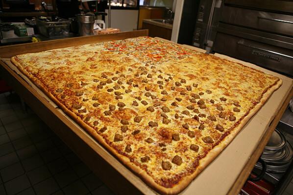 Pizza de Dios