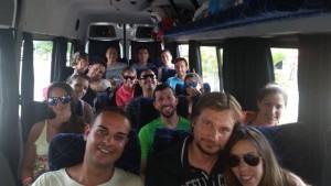 Excursión grupo Andrés de la Mora