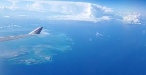 Vuelo Air Europa Barcelona-Madrid-Cancun