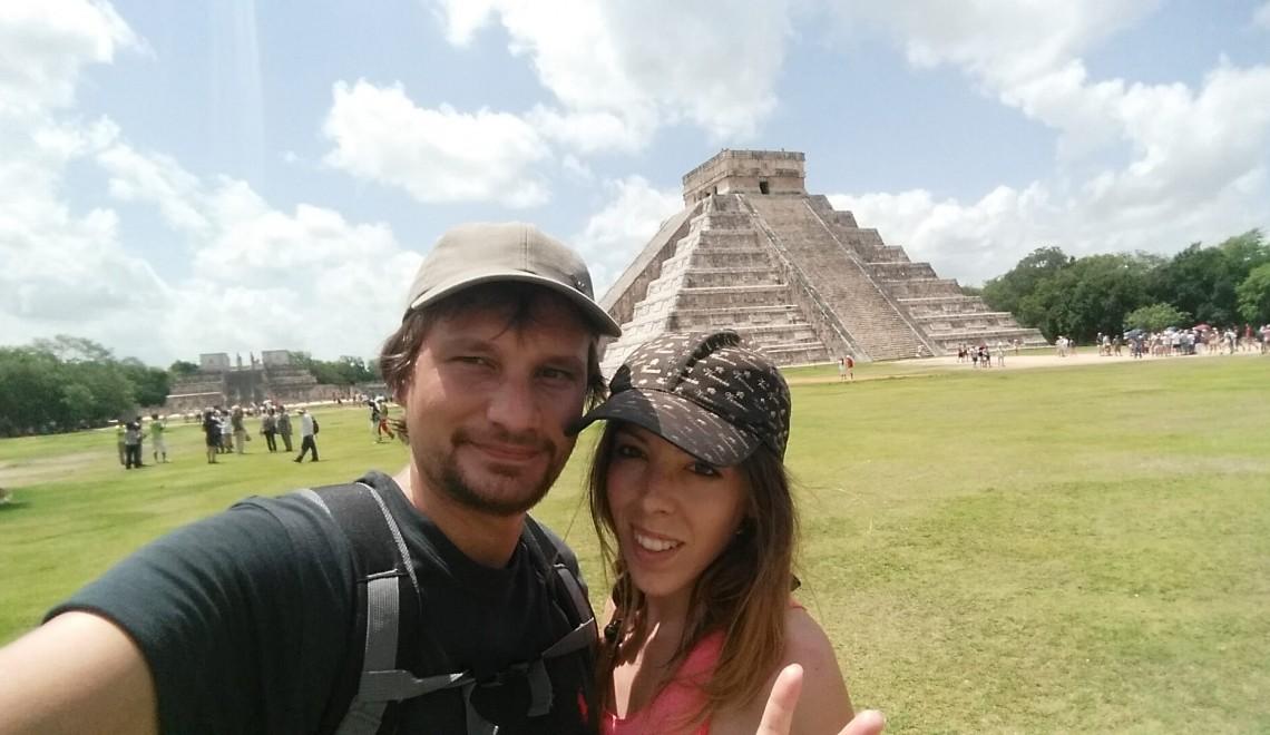 Riviera Maya 2015 Ju&D  excursión Chichen Itzá (20)