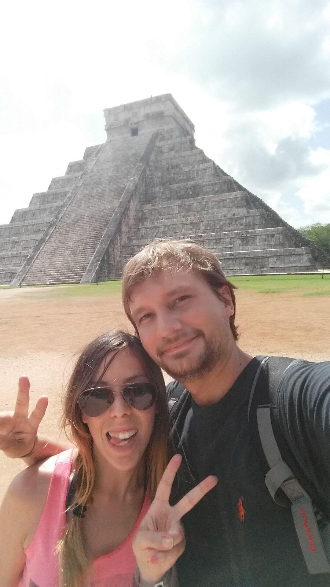excursion riviera Maya Chichen Itza