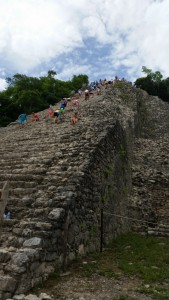 Riviera Maya 2015 Ju&D excursiones Coba i sian kaan (11)