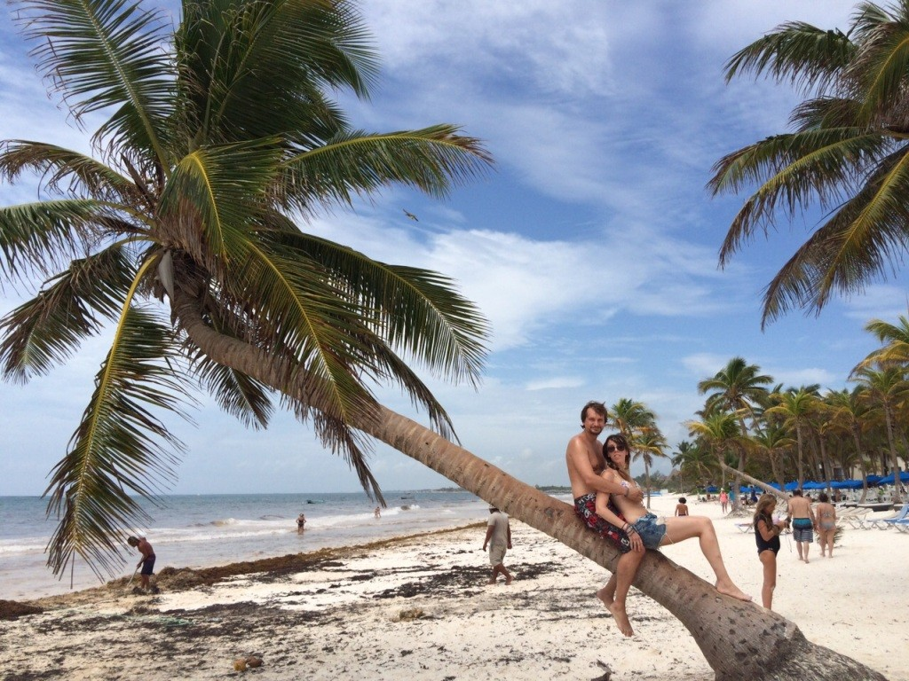 Playa Paraiso Riviera Maya