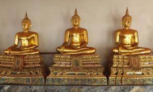 Tailandia Bagkok wat pho budas