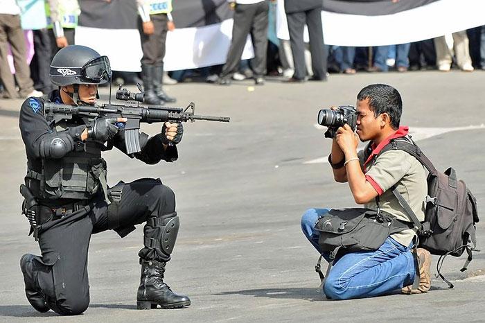 Fotógrafo Guerra