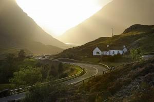 Glen Coe Escocia - 7 rutas para hacer en coche- Fuente National Geographic