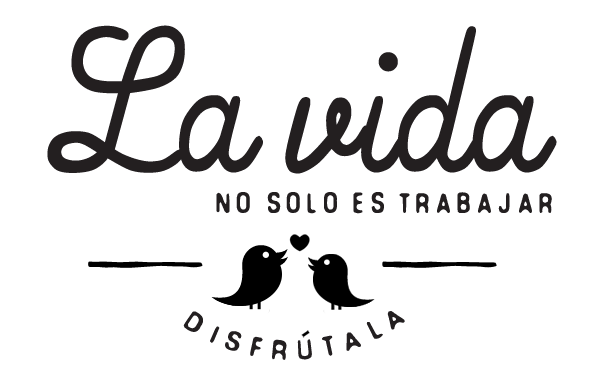 Logo, La Vida No es Solo Trabajar