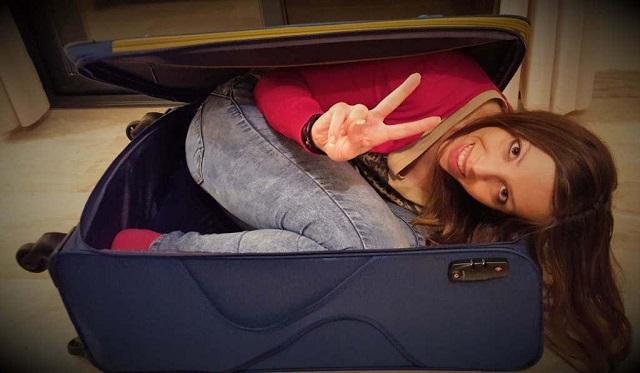 Lista hacer la maleta