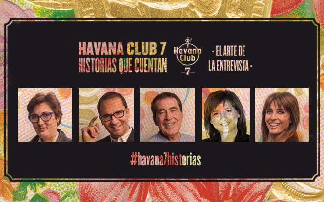 Ocio, Havana club 7 Historias que cuentan