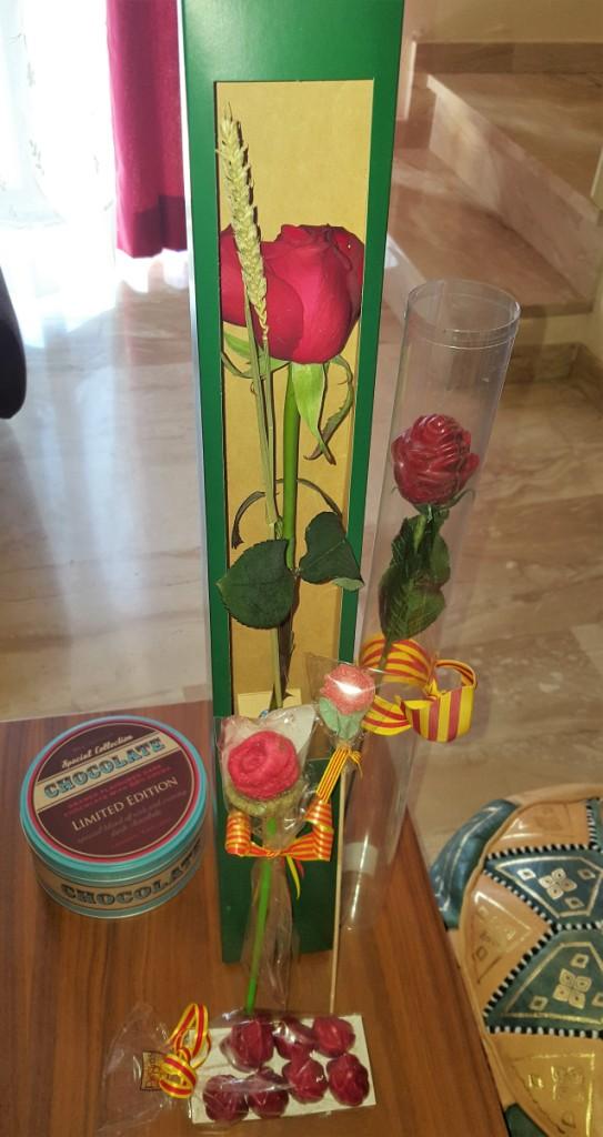 Rosas de colores: regalo rosas rojas