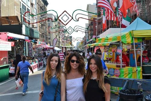Nueva York con amigas