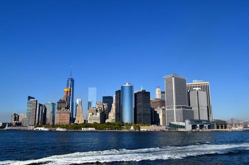 Nueva york con amigas: ferry