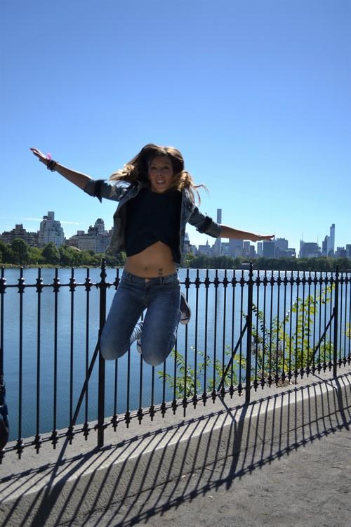 Nueva york con amigas: Central Park