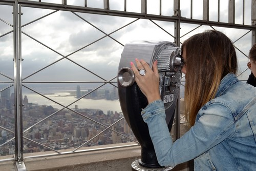 Nueva york con amigas: vistas