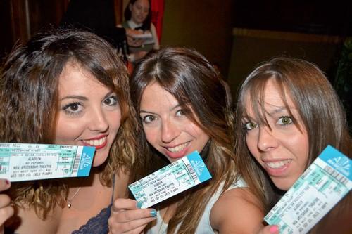Nueva york con amigas: Aladdin en Broadway