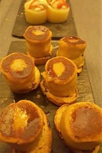 Ospi restaurant: tortilla de patatas
