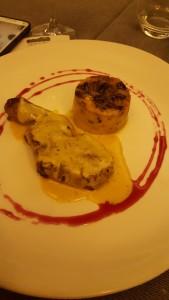Ospi restaurant: filete