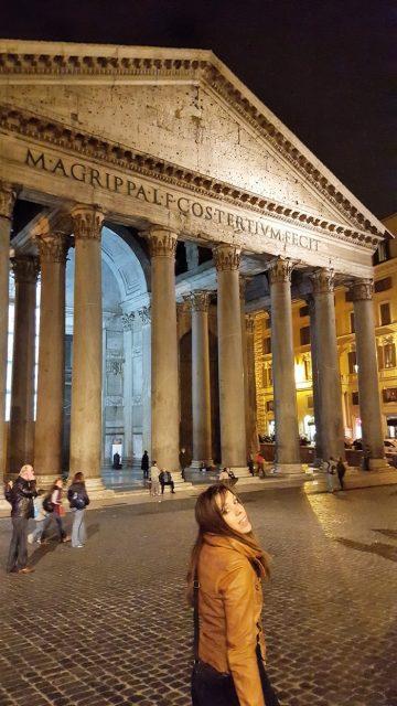 Que ver en Roma, el Pantheon