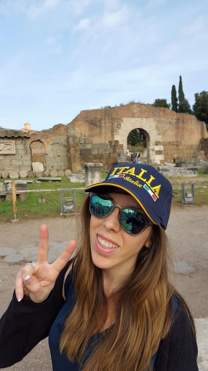 Roma en familia Judit Endrino