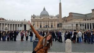 Roma en familia