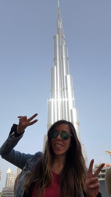 Dubai Burj Khalifa Judit