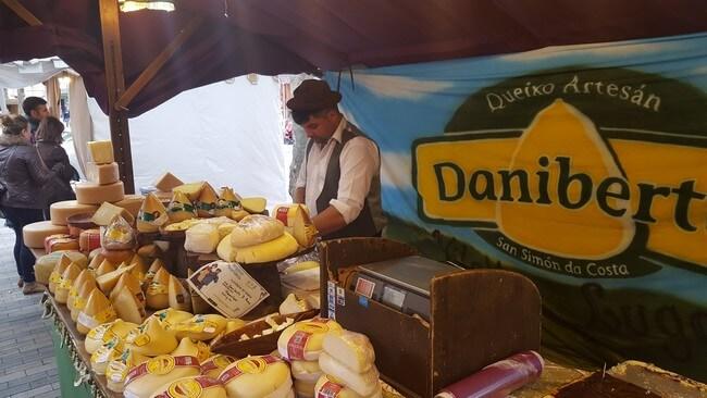 Fira Modernista Terrassa: mercado tradicional