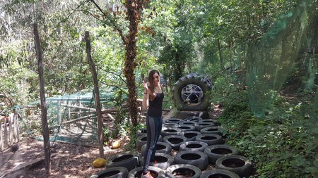Judit Endrino: ocio cerca de Barcelona Aventuring
