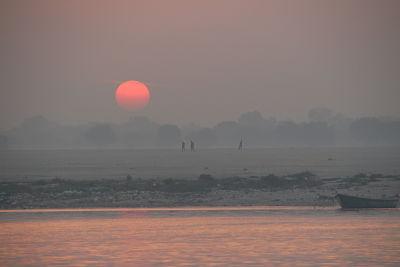 Viaje India Amanecer Ganges