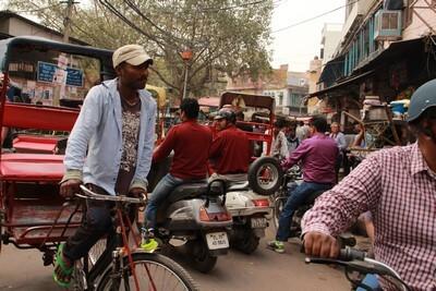 Nuestro Viaje a la India Nueva Delhi. Mil caras de la India