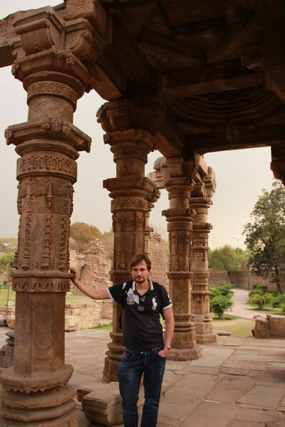 Nuestro Viaje a la India Nueva Delhi: Complejo Qutb