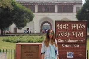 Nuestro Viaje a la India Nueva Delhi  (8)