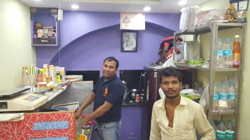 Zumo de frutas en Jaipur