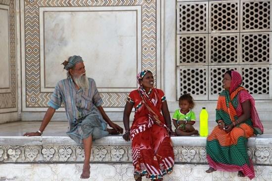 Culturas diferentes viajes: La India