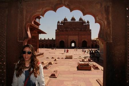 Fatehpur Sikri, ciudad perdida India