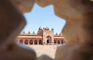 Fatehpur Sikri, ciudad perdida India Jami Masjid