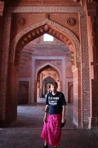 Fatehpur Sikri, ciudad perdida India Zona Religiosa