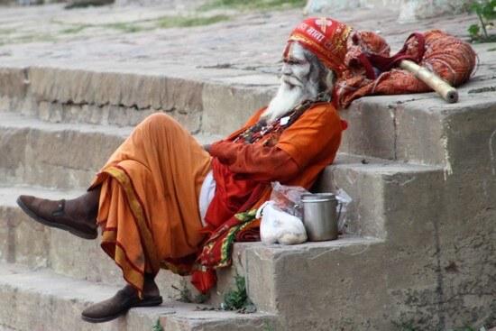Viaje India: Varanasi
