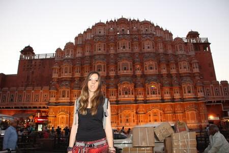 Espectacular Hawa Mahal de Jaipur