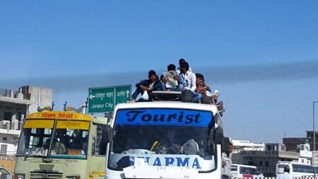 Viaje Jaipur Agra