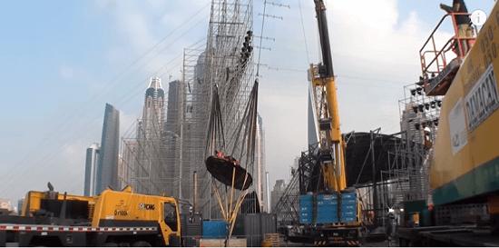 ¿Qué hacer en Dubái? Catapulta Dubái