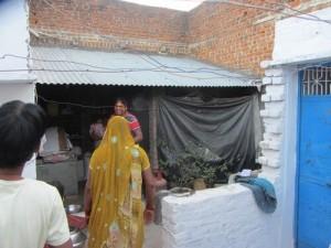 Viaje India: Celebrando Holi con familia Kjahuraho