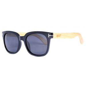 Gafas de sol bambú polarizadas Jojowear