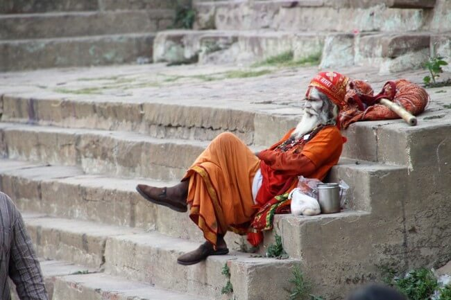 Viaje India: Varanasi 2016