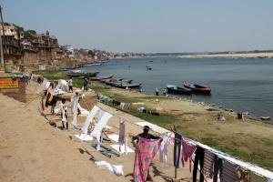 Varanasi 2016 Viaje a la India Ganges