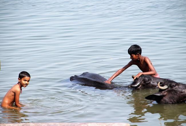 Varanasi 2016 Viaje a la India
