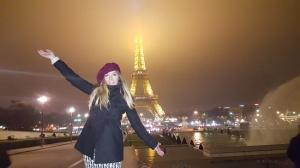 Escapada de fin de semana en París