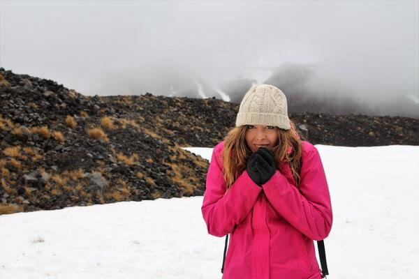 Viaje de novios en Nueva Zelanda: Tongariro
