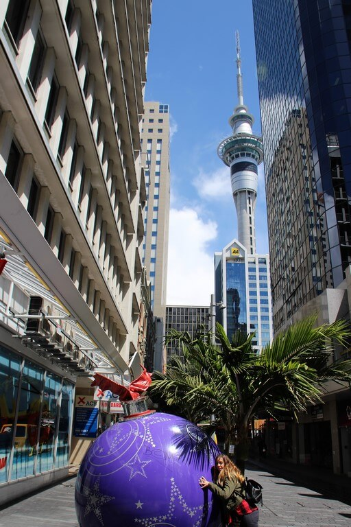 Viaje en Nueva Zelanda: Auckland