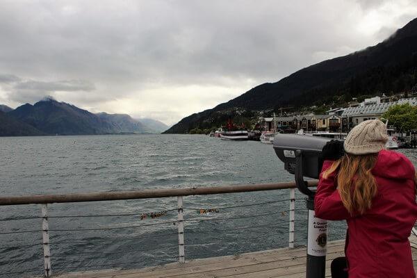 Viaje de novios en Nueva Zelanda: Queenstown