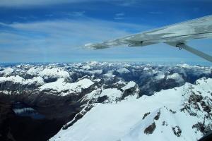 Viaje en Nueva Zelanda: Milford Sound con Air Milford